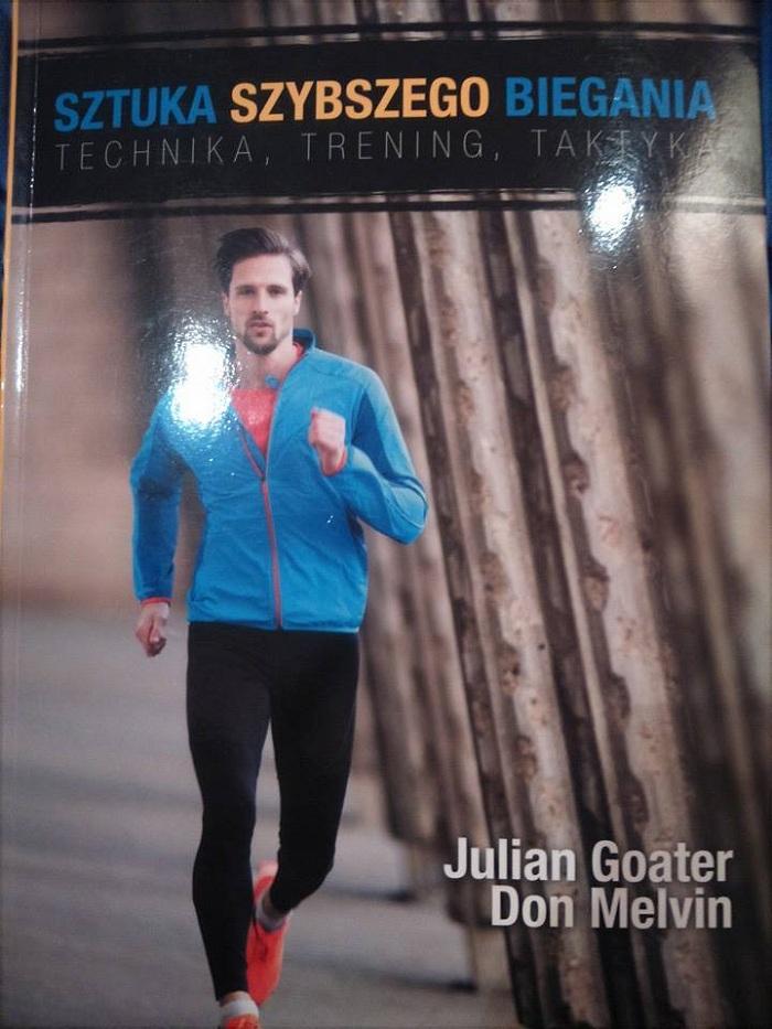 sztuka szybszego biegania