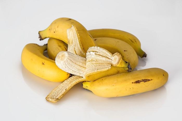 co jeść banan