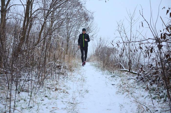 bieganie zima oddychanie