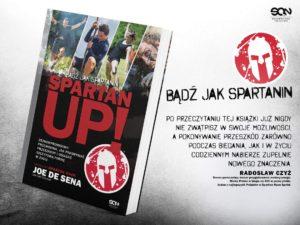 Spartan Up! Bądź jak Spartanin