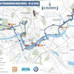 3. PZU Cracovia Półmaraton Królewski – trasa, informacje