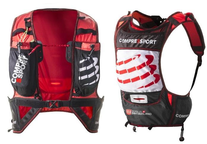 Plecak dla biegaczki Compressport