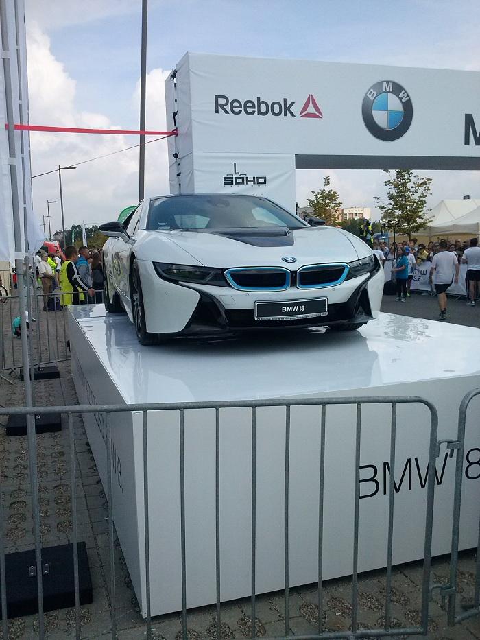 Pierwsza edycja BMW Półmaraton Praski 2014