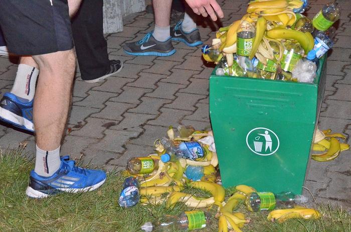 banany bieganie