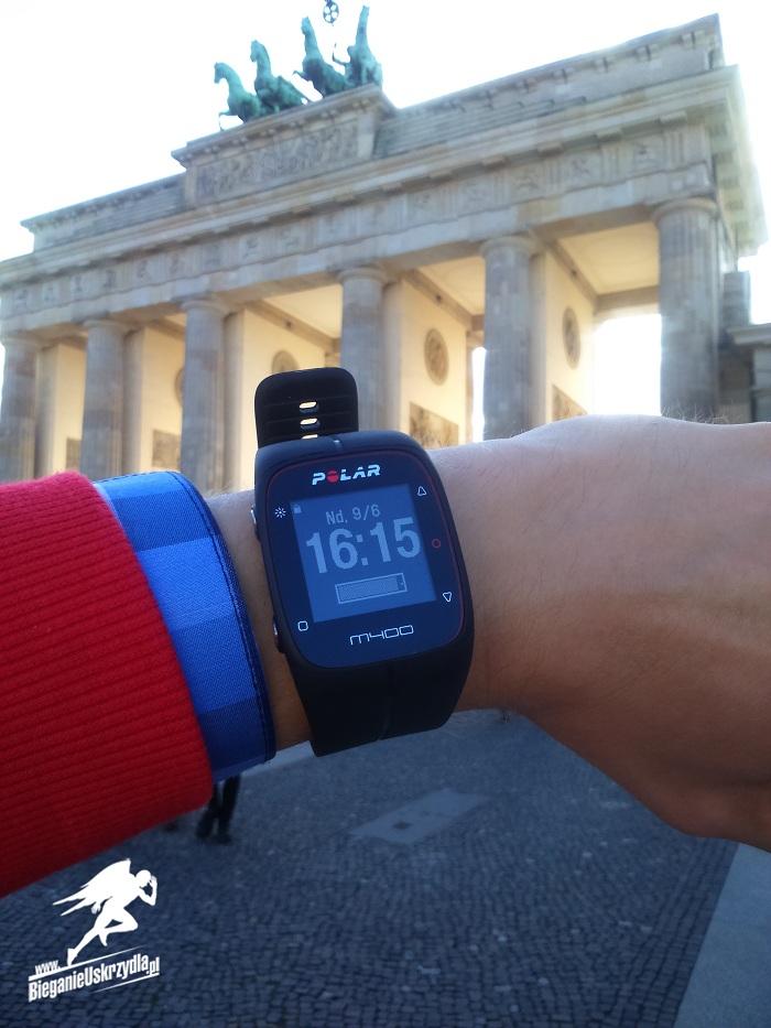 m400 polar berlin bieganie