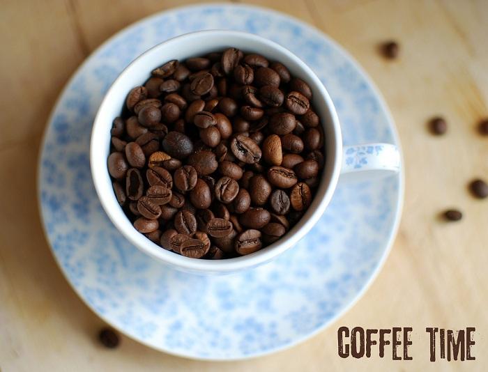 kawa a bieganie jak działa