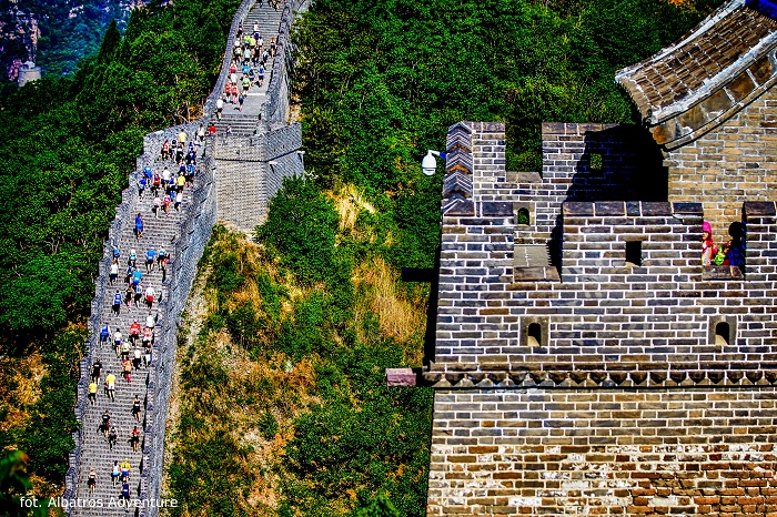 maraton wielki mur chinski
