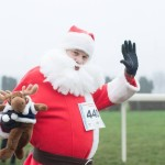 Bieg Mikołajów w 4 miastach jednocześnie