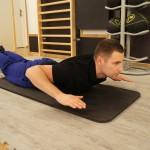 Ćwiczenia ogólnorozwojowe dla biegaczy