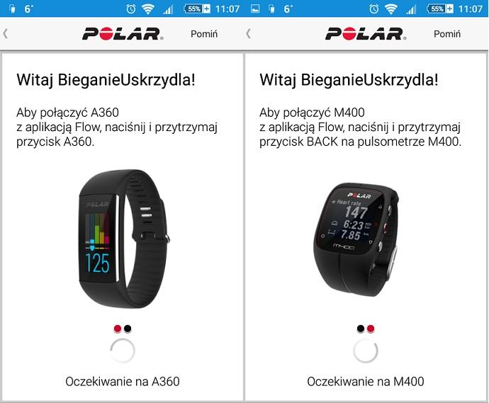 polar a360 polar m400