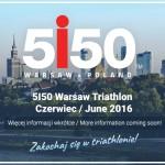 5150 Warsaw Triathlon, czyli pierwsze w Warszawie zawody triathlonowe
