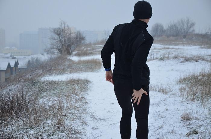ból bieganie
