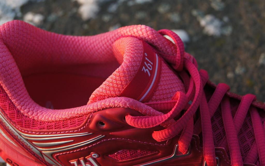 Buty 361º Sensation, czyli biegowa sensacja