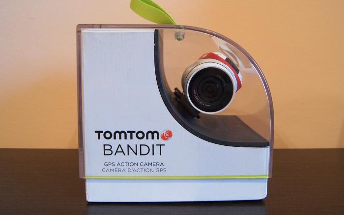 Kamera sportowa TomTom Bandit opakowanie