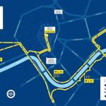15. edycja PZU Cracovia Maraton. Mapa i opis trasy