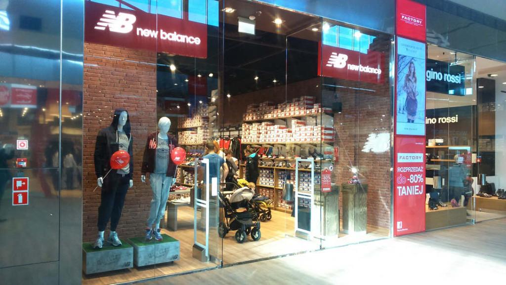 new balance sklep w warszawie