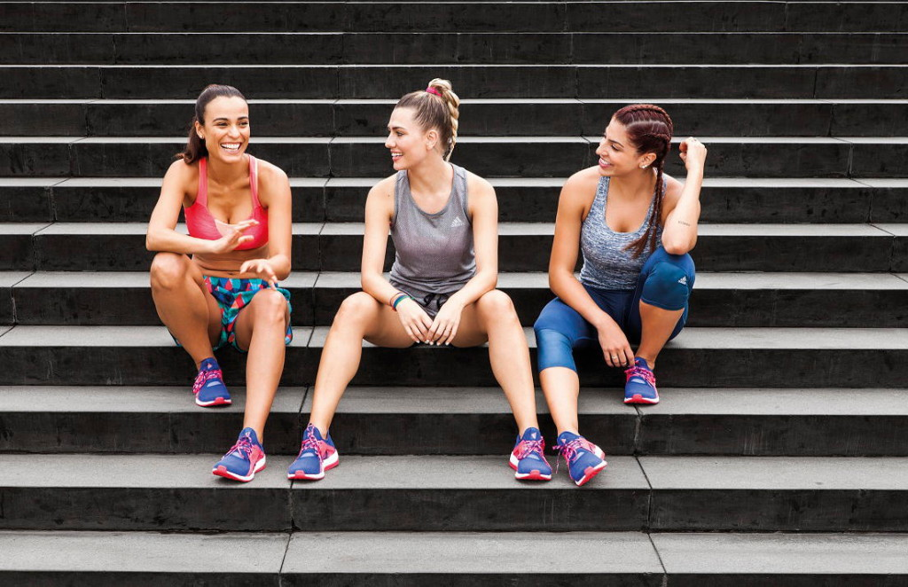 buty do biegania damskie adidas pureboost x