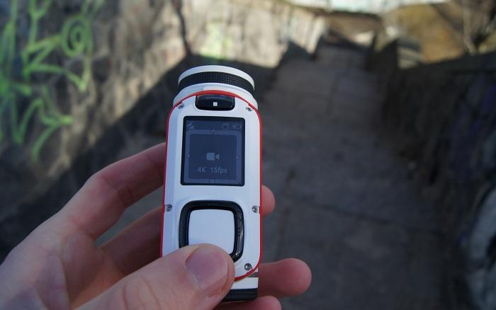 kamera TomTom