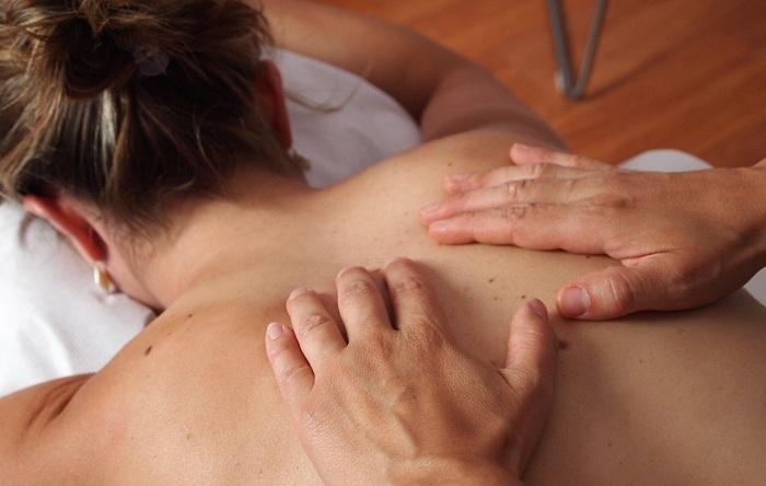 masaż bieganie zakwasy