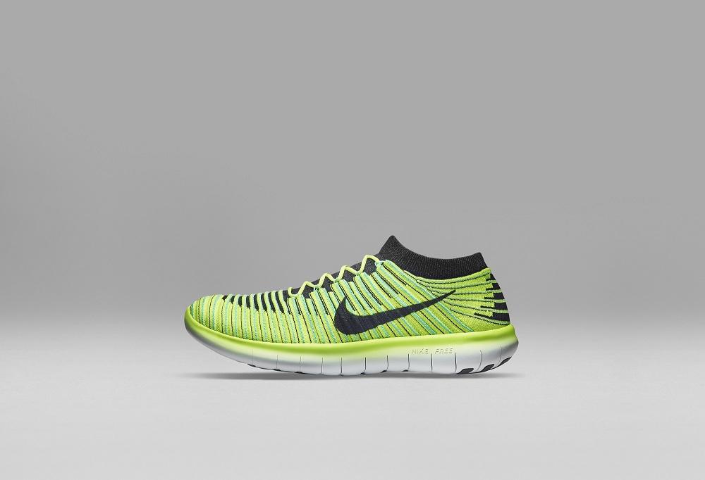Buty Nike Free, to nowy wymiar technologii Nike