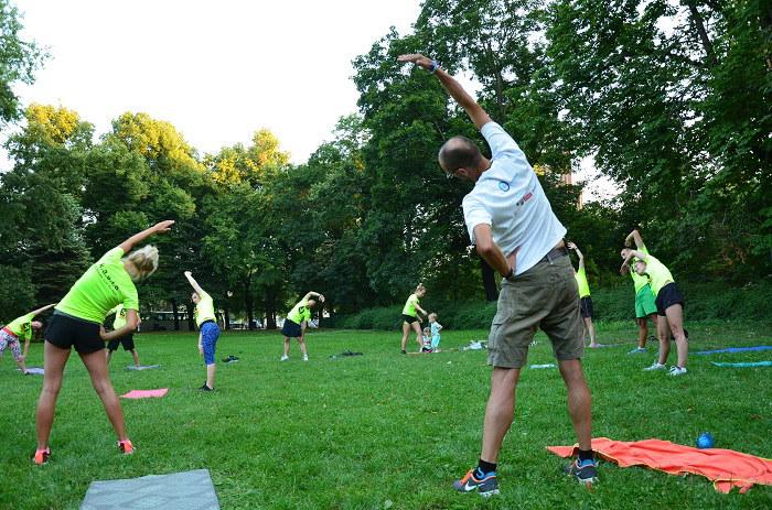 core stability mięśnie