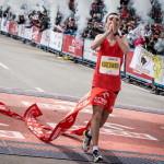 Artur Kozłowski mistrzem kraju w maratonie podczas OWM 2016