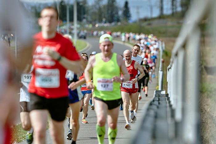 Półmaraton Miękinia