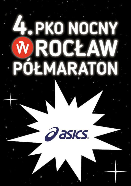 Wrocław Półmaraton Asics