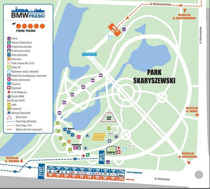 BMW Półmaraton Praski