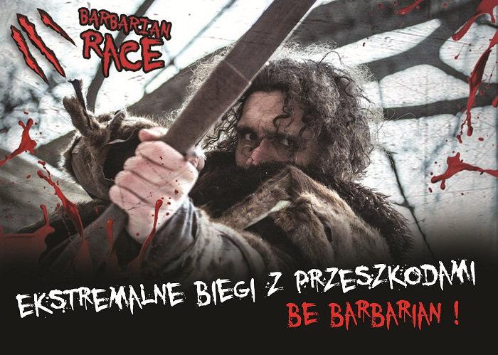 Barbarian Race