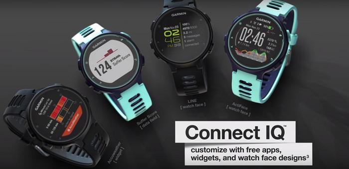 Garmin Forerunner 735XT zegarek