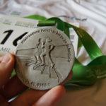 Sky Tower Run 2016 – piękny medal, świetna organizacja biegu