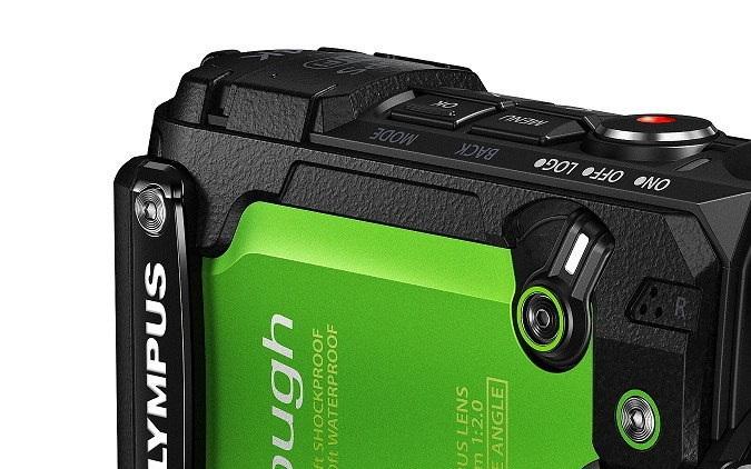kamera sportowa Olympus TG Tracker