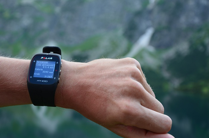 zegarek spalone kalorie