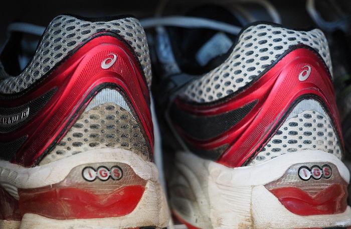 Jaki rozmiar butów do biegania?