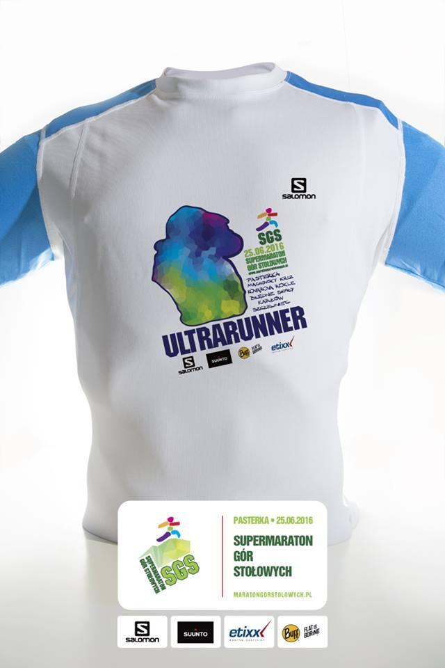 Koszulka Supermaraton Gór Stołowych