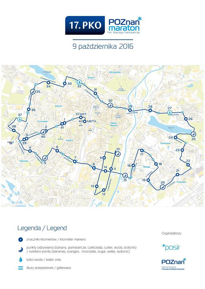 PKO Poznań Maraton 2016