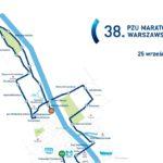 Znamy już trasę 38. PZU Maratonu Warszawskiego