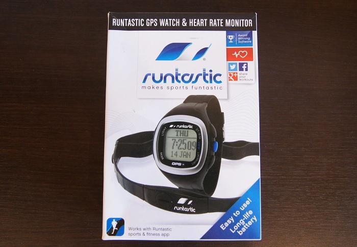 Runtastic GPS Watch - opakowanie