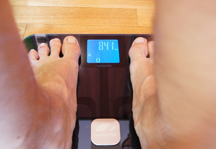 Runtastic Libra - pomiar ciała