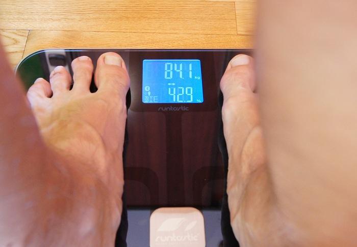 Runtastic Libra - masa mięśniowa