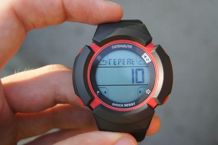 Zegarek W700XC SWIP Geonaute