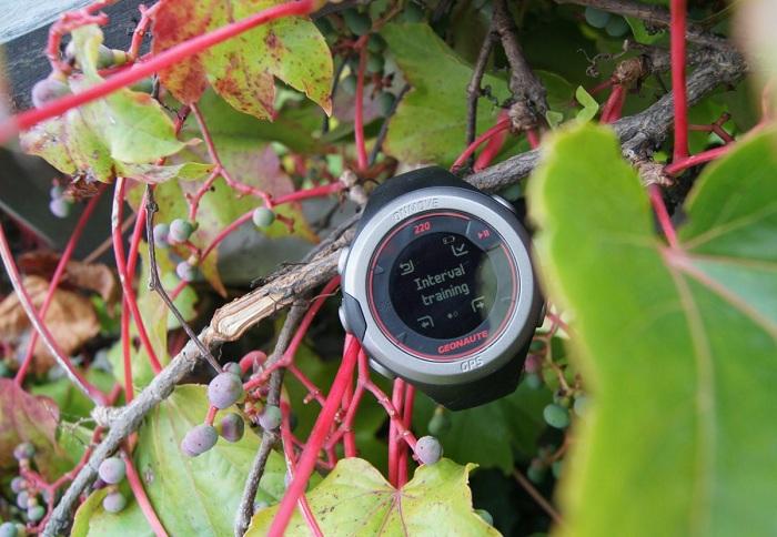 zegarek Geonaute interwały