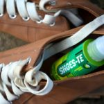SHOES-TE: pogromca grzybów i bakterii do obuwia