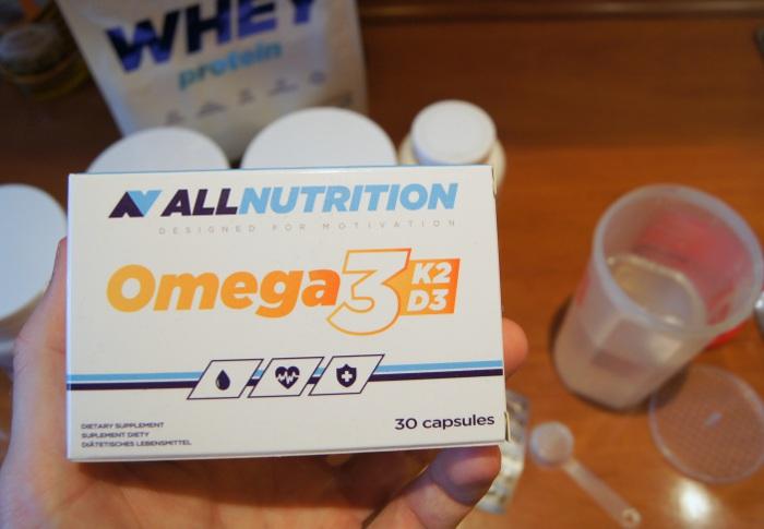 ALLNUTRITION omega3