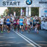Pakiet startowy na 4. BMW Półmaraton Praski pod choinkę