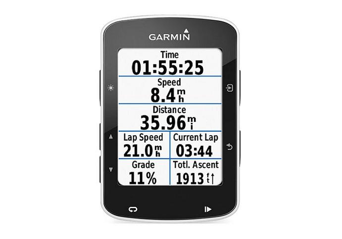 Licznik rowerowy Garmin Edge 520
