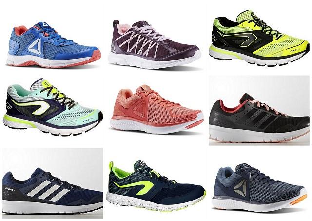 Zestawienie tanie buty do biegania damskie i męskie: Nike