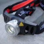 Czołówka dla biegacza Ledlenser H6 – recenzja