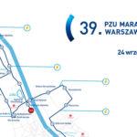 39. PZU Maraton Warszawski – informacje, trasa, zapisy